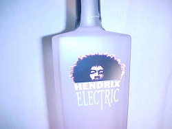 HENDRIX ELECTRIC VODKA
